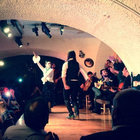 flamenco barcellona
