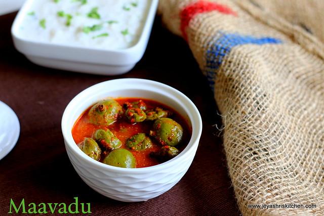 Vadu-manga-pickle