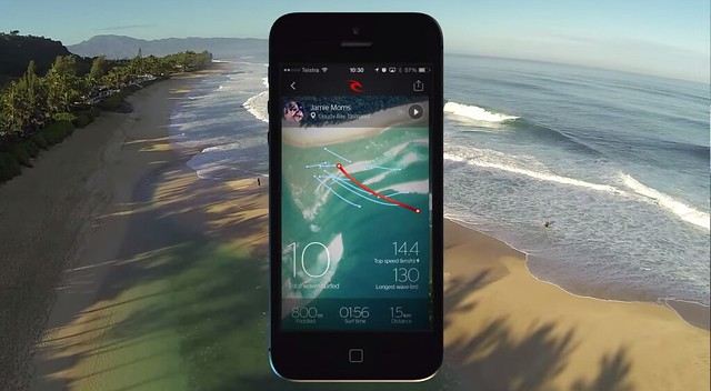 RIP CURL GPS WAVE 0