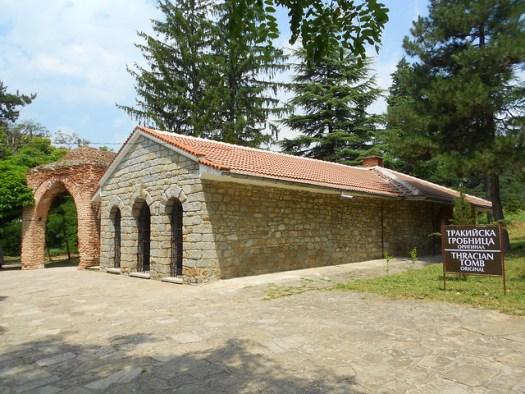 Thracian Tomb of Kazanlak, Bulgaria - UNESCO