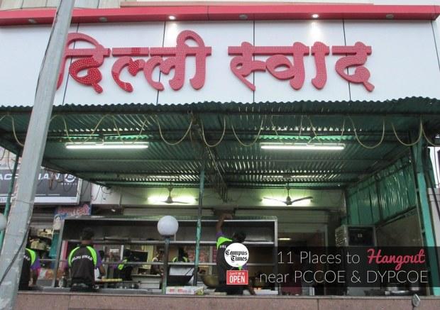 Delhi Swad, Bhel Chowk