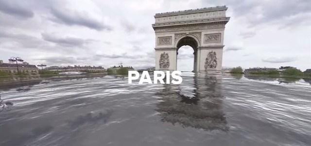 UNDER WATER Paris