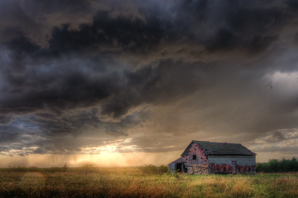 Approaching Storm