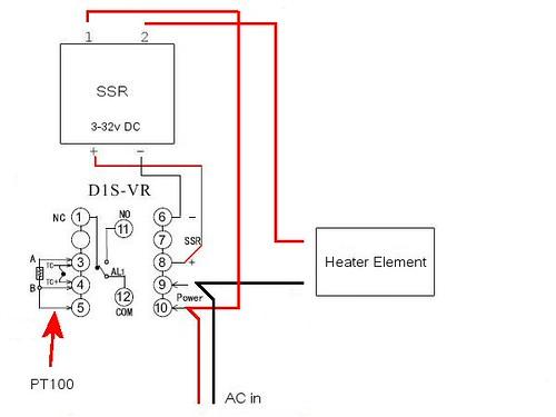 pid ssr wiring schematic wiring diagram u2022 rh 144 202 50 143 SSR Relay Wiring 2004 SSR Wiring -Diagram