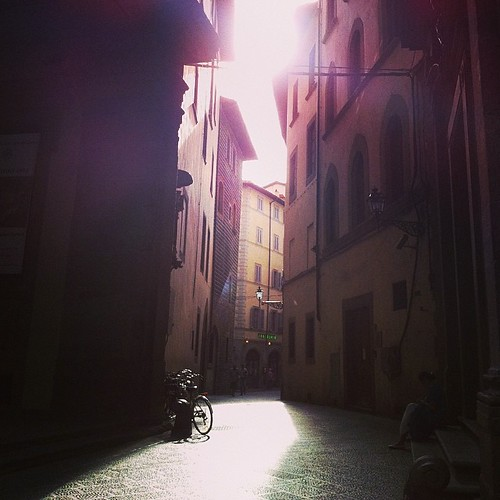 Here come the sun  #firenze
