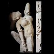 India - Madhya Pradesh - Khajuraho - Vishvanath Temple - 66h