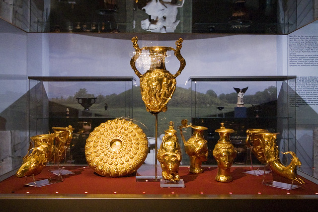 The Thracian treasures (2/6)