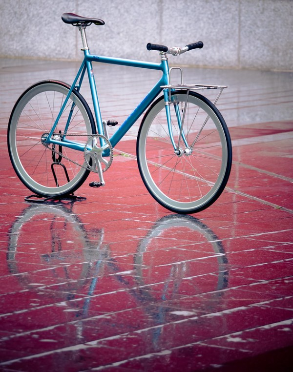 Cannondale Track / Taiwan