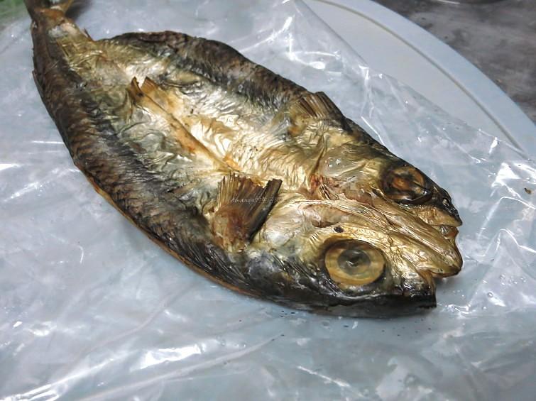 煙燻飛魚 (1)
