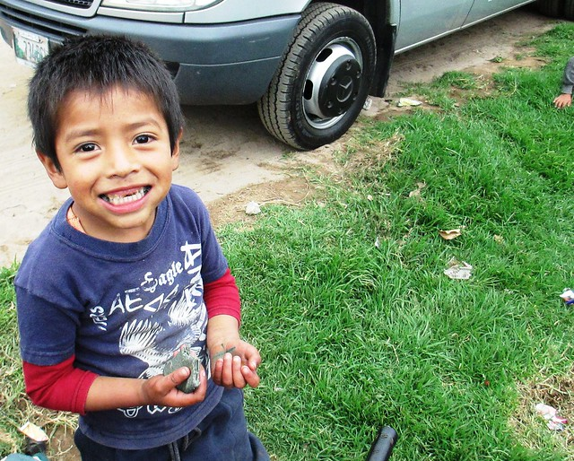 One of the Many Smiles I Saw in Guatemala, May 2014 #soapsaveslives