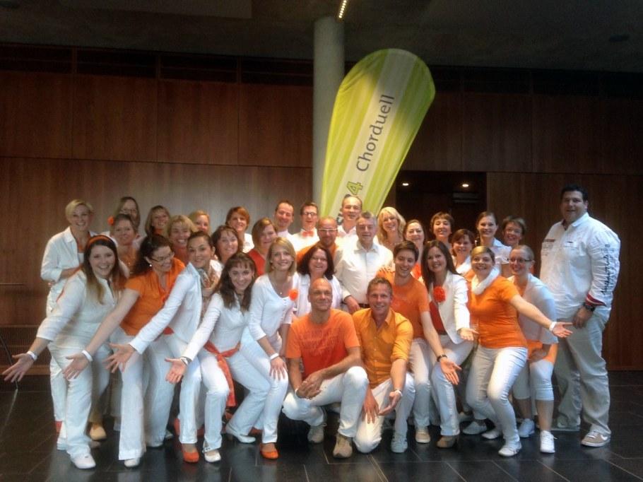 2014-04-13 Viertelfinale SWR-Chorduell, Kornwestheim, 13. Apil 2014