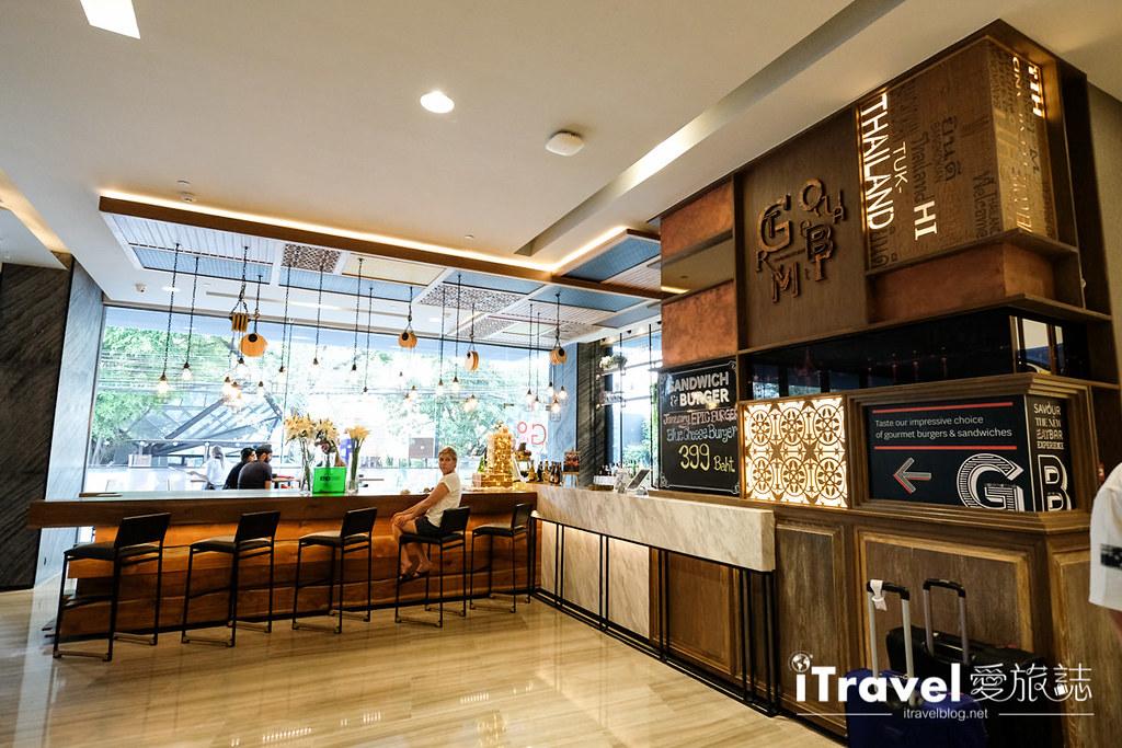 诺富特曼谷素坤逸酒店 Novotel Bangkok Sukhumvit 20 (5)