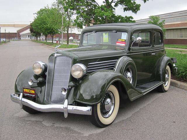 1935 Buick Victoria replica c