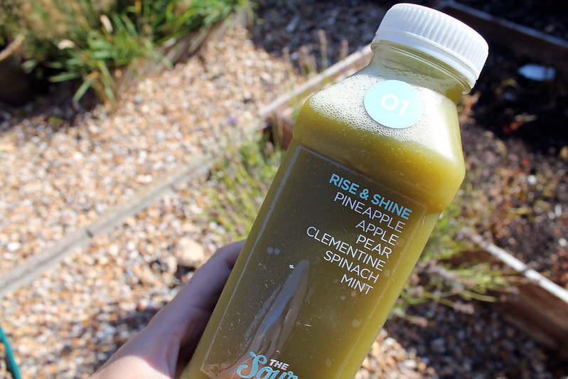 The Source Juice Cleanse