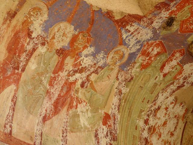 Turquie - jour 19 - De Çavusin à Mustafapasa - 011 - Çavuşin - Eglise de Nicéphore Phocas