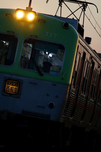 上毛電鉄 717F