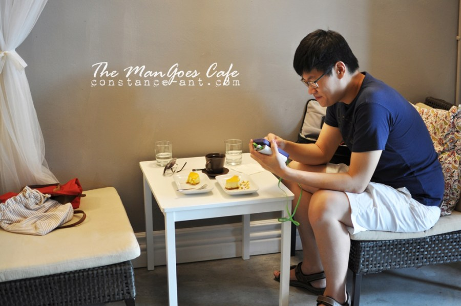 {Penang} The ManGoes Cafe @ Beach Street