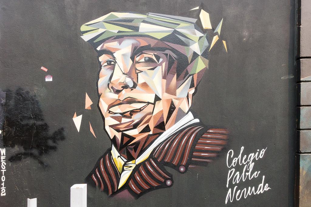 Street Art Valparaiso 20