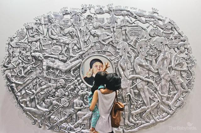 HelloHK - Day 4 : Art Basel
