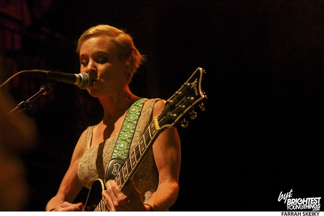Throwing Muses Tanya Donelly 9:30 Club Farrah Skeiky Brightest Young Things 06