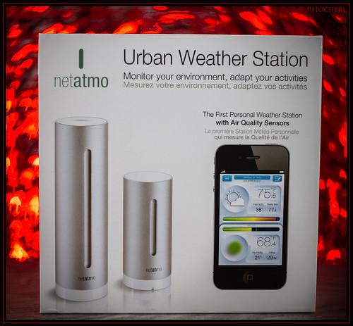 Netatmo Wetterstation