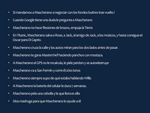 MascheranoFacts