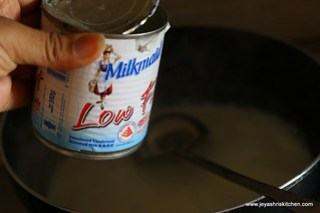 add-condensed milk
