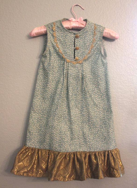 mara ruffle skirt