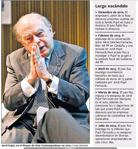 14g26 El País Escándalo Jordi Pujol 2 Uti 465