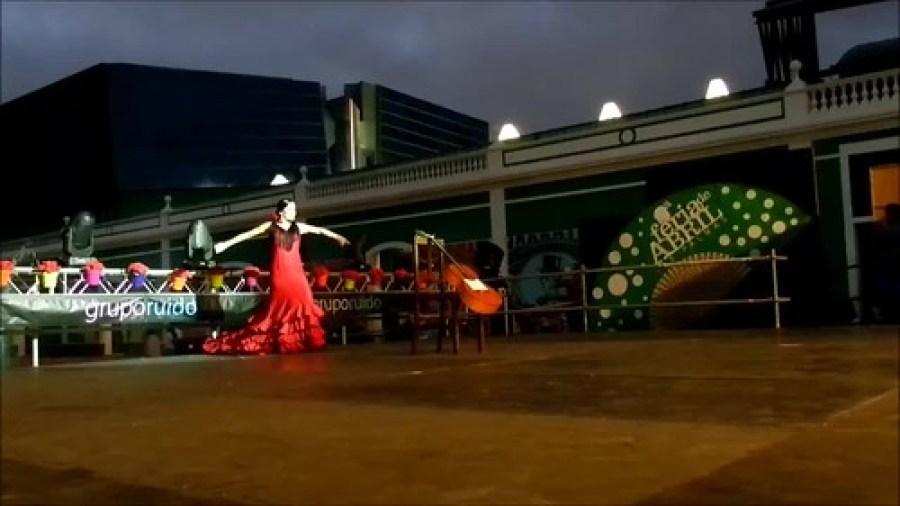 VII Feria Abril Las Palmas Ballet de Paulina Gala Apertura video 01