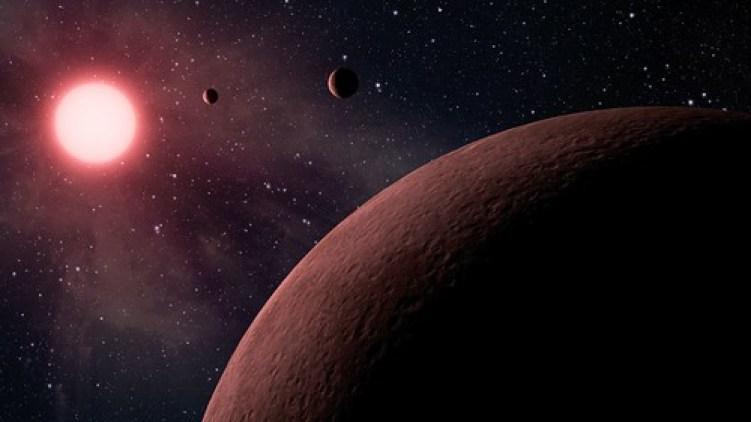 La mayoría de los planetas alienígenas habitables: KOI 736.01