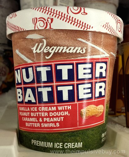 Wegmans Nutter Batter Ice Cream