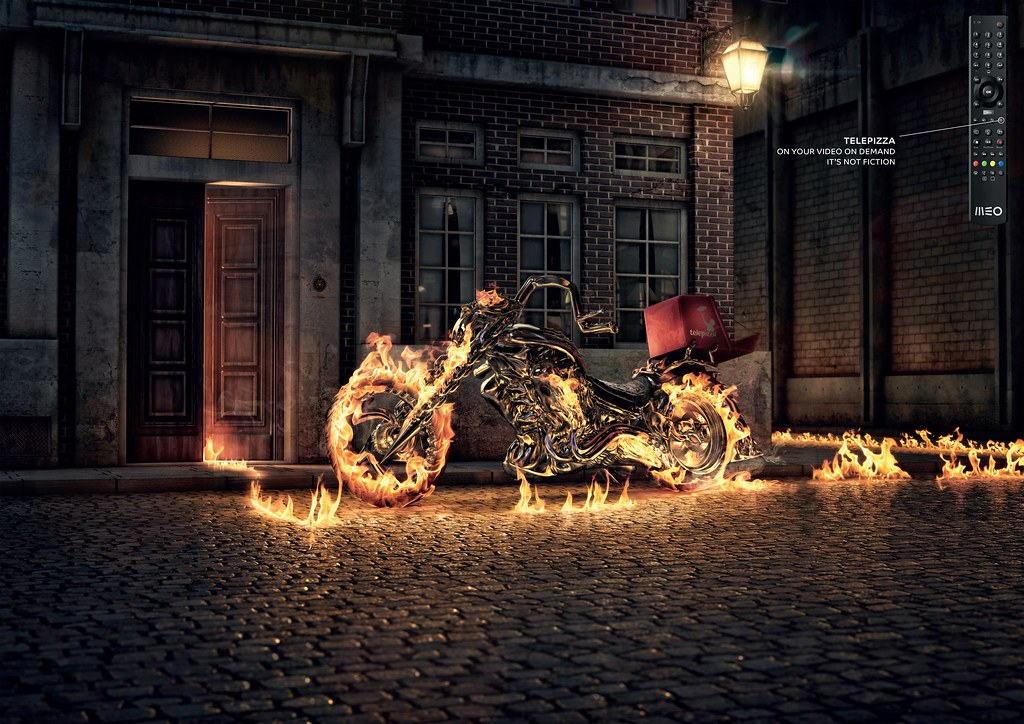 MEO - Ghost rider