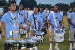 100 Memphis Mass Band Drumline