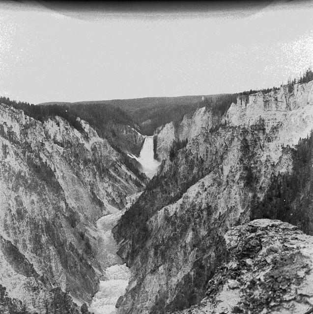 Found Film: Yellowstone Roll 1