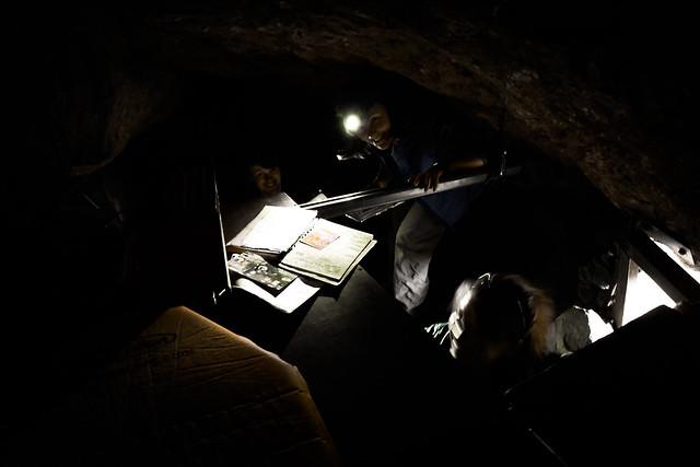 Secret Cave: Interior