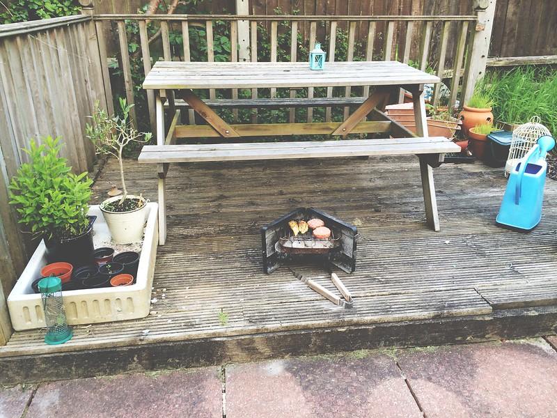 Barbecue Ypsilon Virtue May 31st