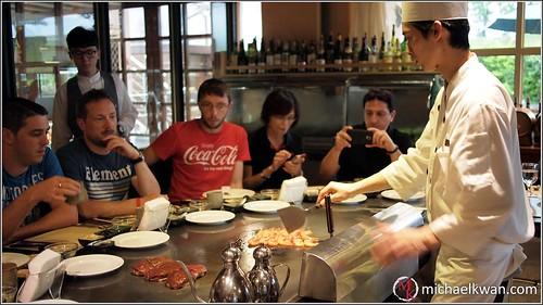 Shen Yen Teppanyaki Restaurant (Luodong Township, Yilan County, Taiwan)