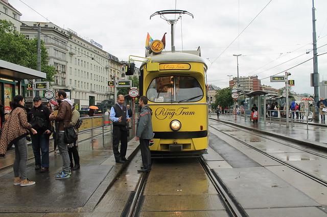 Transporte público en Viena
