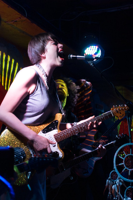 Lola Colt at the Shacklewell Arms