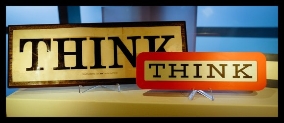 Think - Computer History Museum - 2014