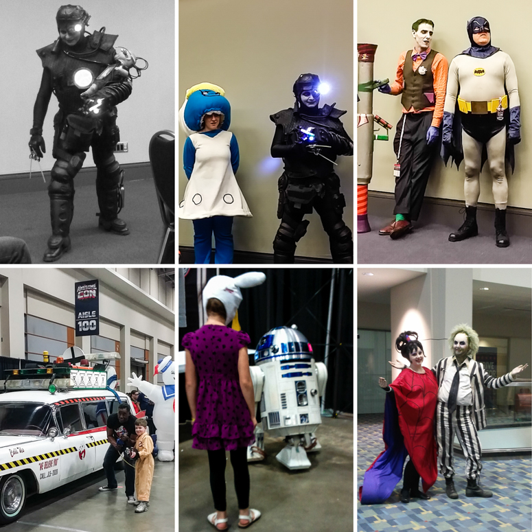 Awesomecon 2014