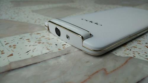 กล้องของ Oppo N1 Mini หมุนได้ 195 องศา
