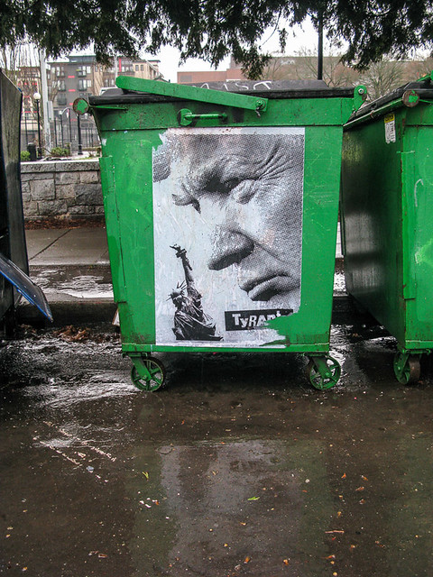 Dumpster Tyrant