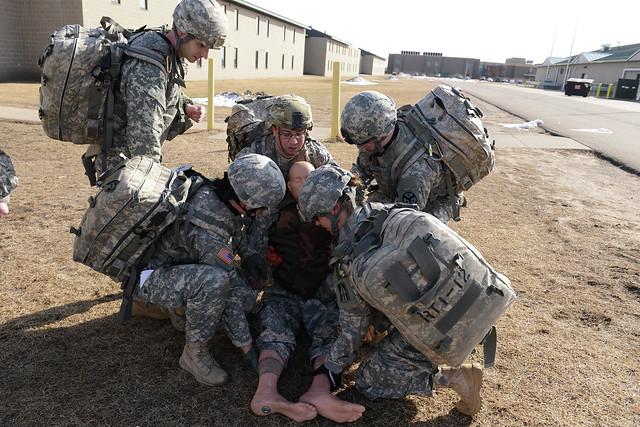 Camp Ripley graduates new class of combat medics