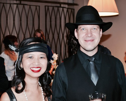 Shai's 40th Birthday Party: 1920s Cocktail Party