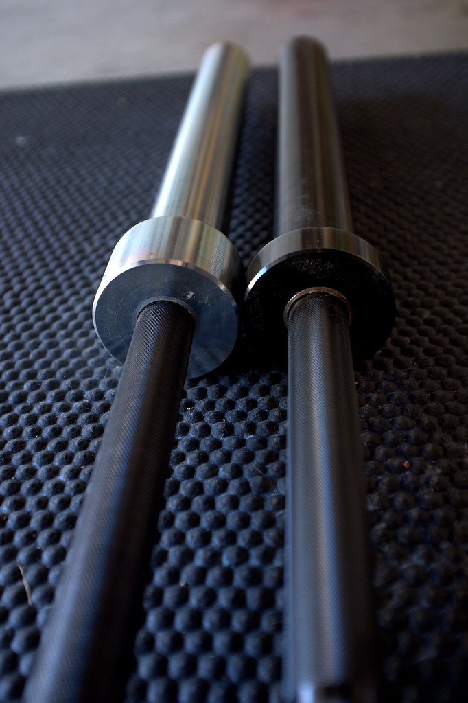 AF Team Barbell 2.0 Rogue Ohio 1.2 Bushings