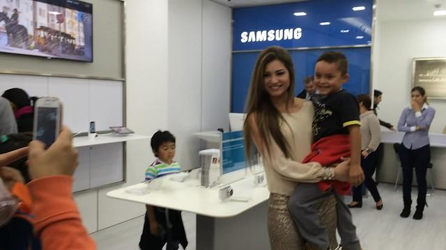 CLX Samsung Centró Mayor Bogotá Colombia