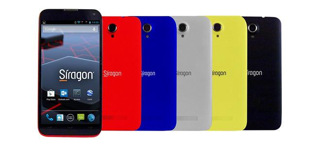 Siragon Smartphone-SP 5050_1