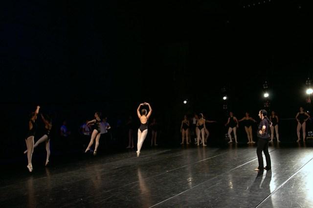 Ballerina jump